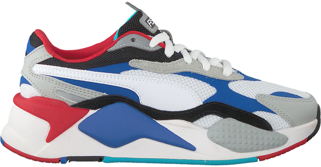 Weiße PUMA Sneaker low RS-X3  - large
