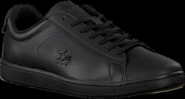 Schwarze LACOSTE Sneaker CARNABY EVO 318 - large