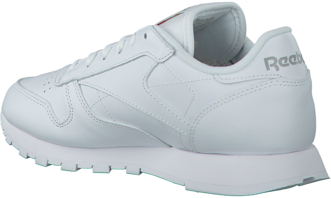 Weiße REEBOK Sneaker CL LEATHER WMN - large