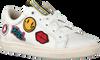 Weiße BRAQEEZ Sneaker 418237 - small
