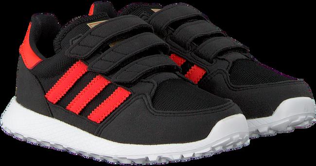 Schwarze ADIDAS Sneaker FOREST GROVE CF C  - large
