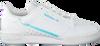 Weiße ADIDAS Sneaker CONTINENTAL 80 J  - small