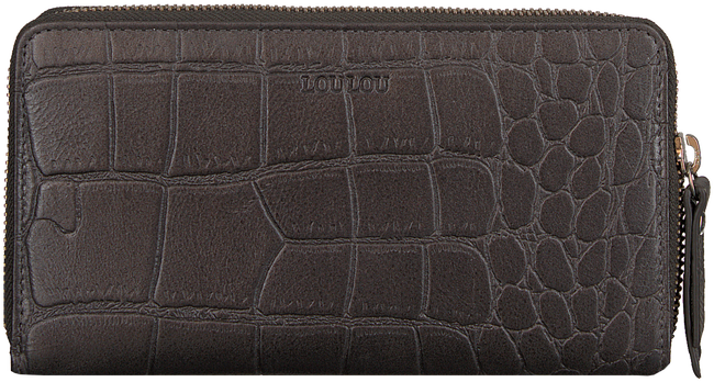 Graue BY LOULOU Portemonnaie SLBX120S - large