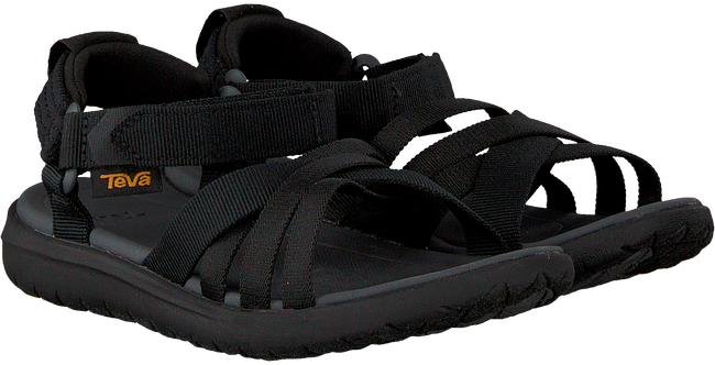 Black TEVA shoe SANBORN SANDAL  - large