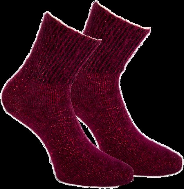Rote MARCMARCS Socken ALEXIA - large