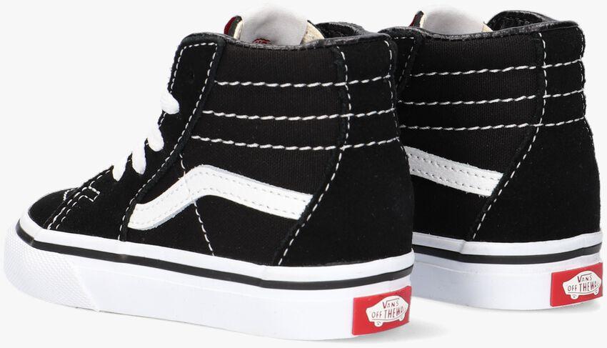 Schwarze VANS Sneaker TD SK8-HI ZIP  - larger