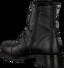 Schwarze OMODA Biker Boots 186 SOLE 456 - small