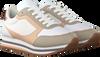 Beige TOMMY HILFIGER Sneaker low FEMININE TOMMY MONOGRAM  - small