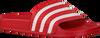 Rote ADIDAS Badelatsche ADILETTE  - small