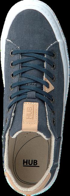Blaue HUB Sneaker HOOK-W - large