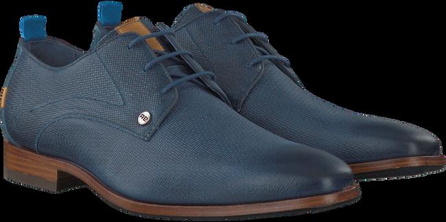 Blaue REHAB Business Schuhe GREG WALL 02 - large