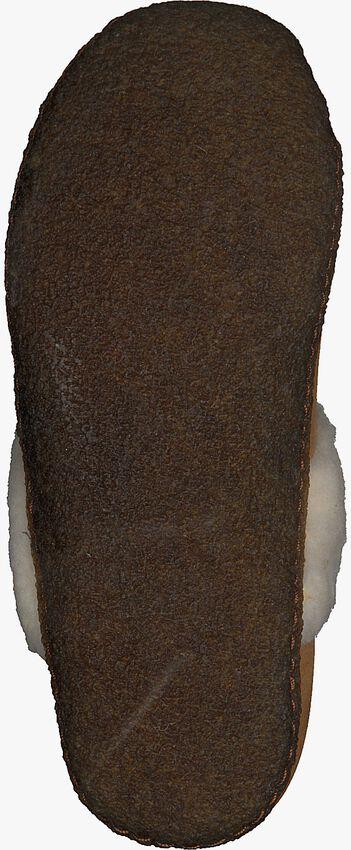 Camelfarbene SOREL Hausschuhe NAKISKA SLIDE - larger