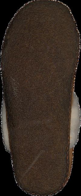 Camelfarbene SOREL Hausschuhe NAKISKA SLIDE - large