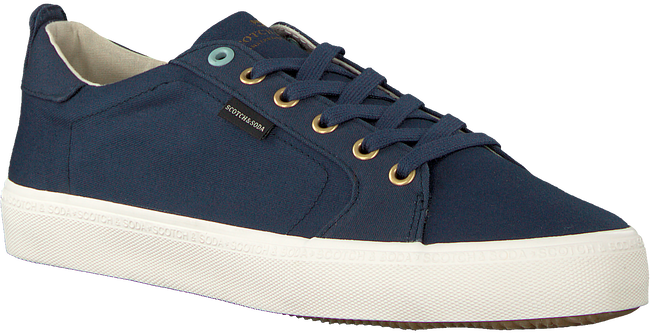 Blaue SCOTCH & SODA Sneaker ABRA  - large