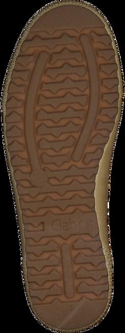 Cognacfarbene GABOR Sneaker 754  - large