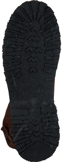 Cognacfarbene SHABBIES Stiefeletten 181020129 - large
