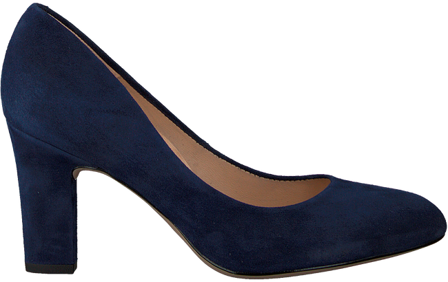 Blaue UNISA Pumps UMIS - large