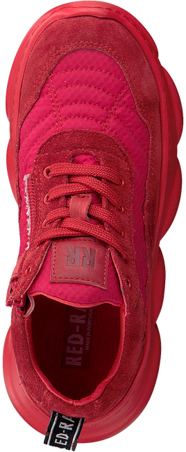 Rote RED-RAG Sneaker low 13483  - large