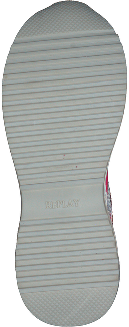 Weiße REPLAY Sneaker low DUBAI  - large