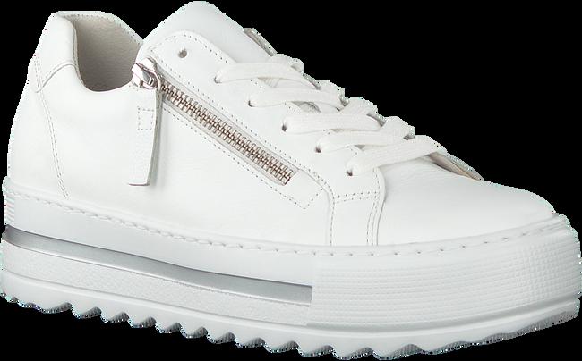 Weiße GABOR Sneaker low 498  - large