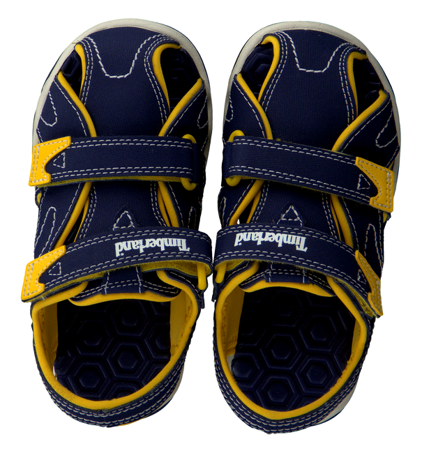 Blaue TIMBERLAND Sandalen ADVENTURE SEEKER CLOSED KIDS - large