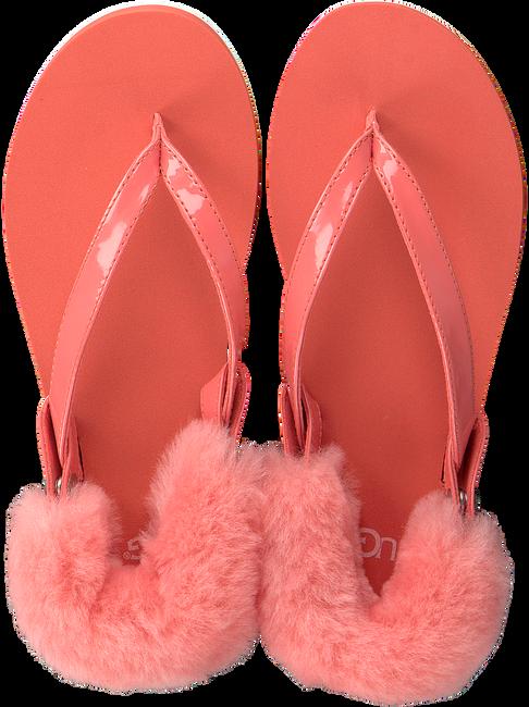 pink UGG shoe LAALAA  - large
