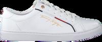 Weiße TOMMY HILFIGER Sneaker low SIGNATURE  - medium