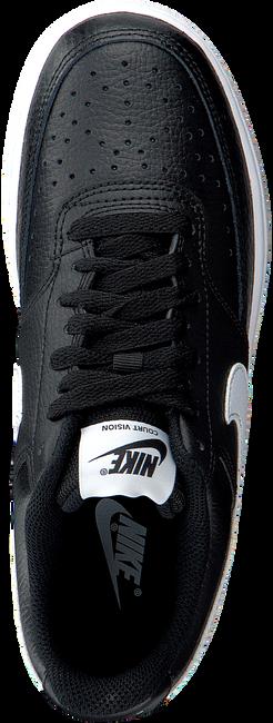 Schwarze NIKE Sneaker low COURT VISION LOW WMNS  - large