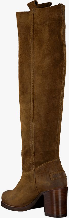 Braune SHABBIES Hohe Stiefel 193020037  - larger
