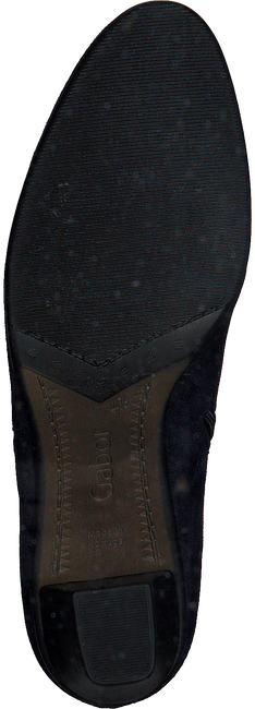 Blaue GABOR Stiefeletten 95.610.16 - large