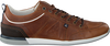 Cognacfarbene GAASTRA Sneaker low BAYLINE DBS  - small