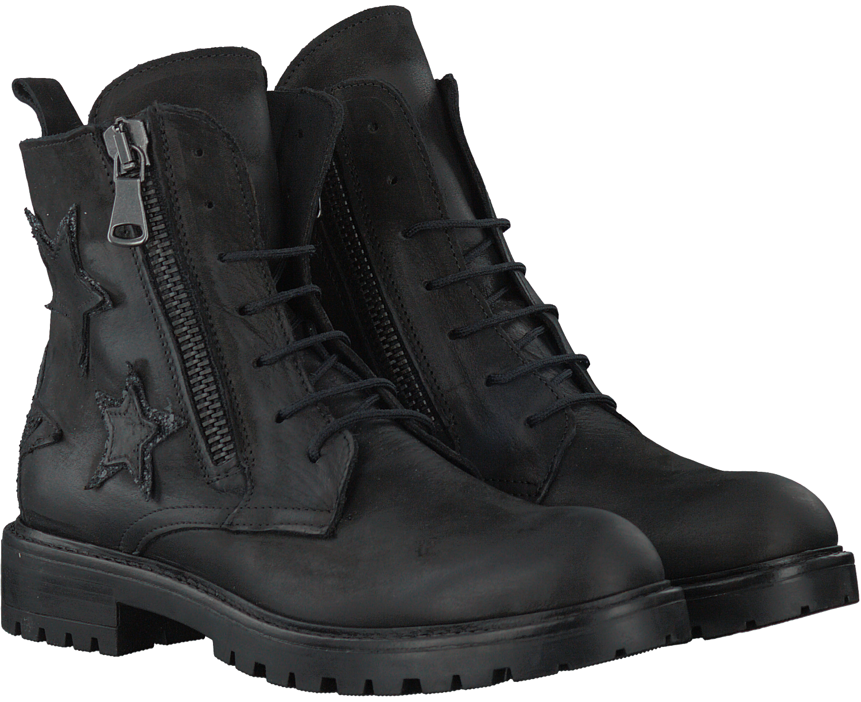 schwarze bronx ankle boots 46929 test. Black Bedroom Furniture Sets. Home Design Ideas