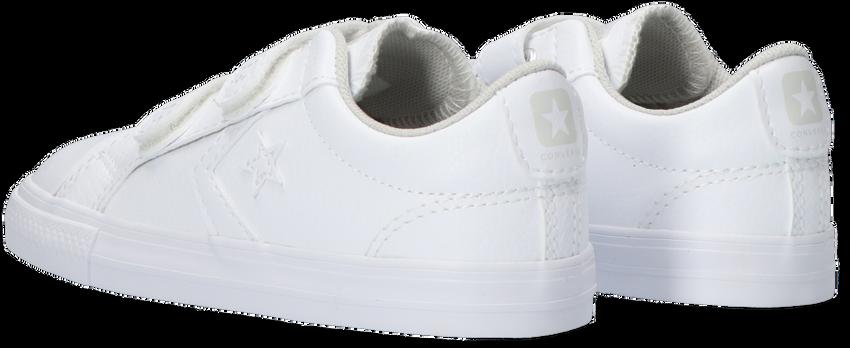 Weiße CONVERSE Sneaker STAR PLAYER EV 2V OX KIDS - larger