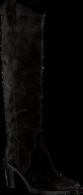 Schwarze NOTRE-V Hohe Stiefel BY6606X  - large
