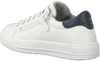 Weiße TOMMY HILFIGER Sneaker low 30615  - small