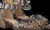 Graue GABOR Sandalen 723  - small