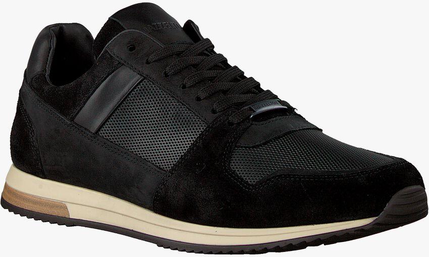 Schwarze MAZZELTOV Sneaker 9423E  - larger