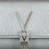 Silberne VALENTINO HANDBAGS Umhängetasche DIVINA CLUTCH - small