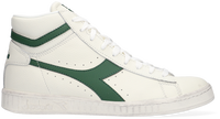 Weiße DIADORA HERITAGE Sneaker high GAME L HIGH  WAXED  - medium