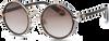 Braune IKKI Sonnenbrille JINX - small