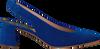 Blaue MARIPE Pumps 26653  - small