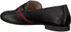 Schwarze PAUL GREEN Loafer 2472  - small