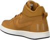 Gelbe NIKE Sneaker COURT BOROUGH MID (KIDS) - small