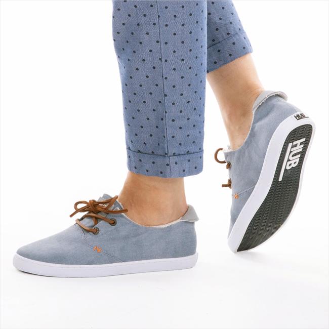 Blaue HUB Sneaker KYOTO  - large