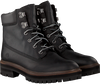 Schwarze TIMBERLAND Schnürboots LONDON SQUARE 6IN BOOT - small