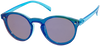 Blaue LE BIG Sonnenbrille SALVIA SUNGLASSES  - small