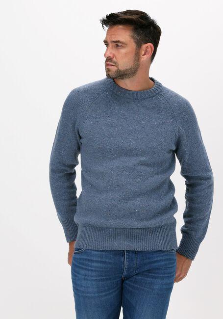 Blaue DRYKORN Pullover AARON 423040  - large