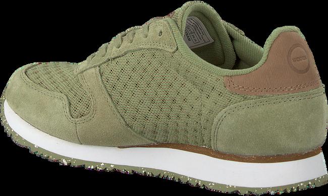Grüne WODEN Sneaker low YDUN SUEDE MESH  - large