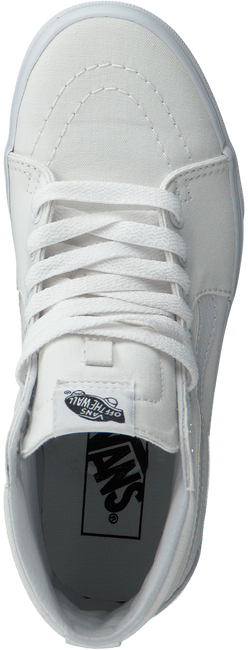 Weiße VANS Sneaker SK8-HI WOMEN - large