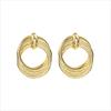 Goldfarbene MY JEWELLERY Ohrringe MJ01672  - small